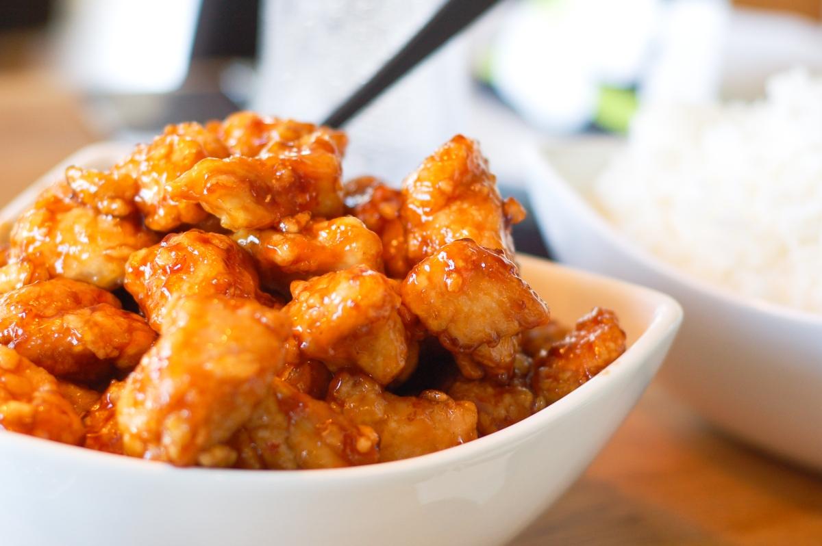 Orange Chicken | Ljúfmeti og lekkerheit