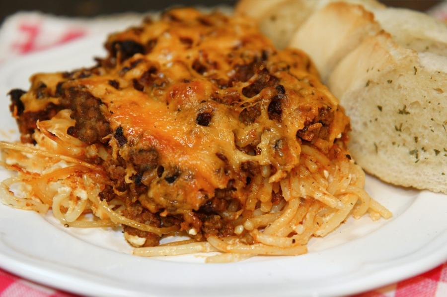 Milljón dollara spaghetti