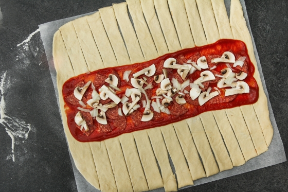 Pizzuflétta