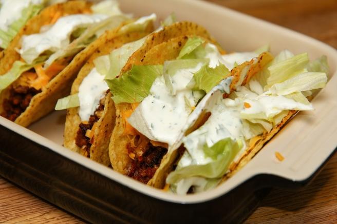 Sloppy Tacos