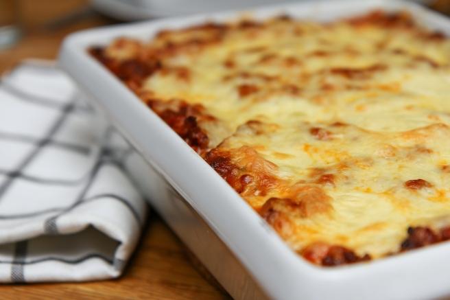 Einfalt og stórgott lasagna