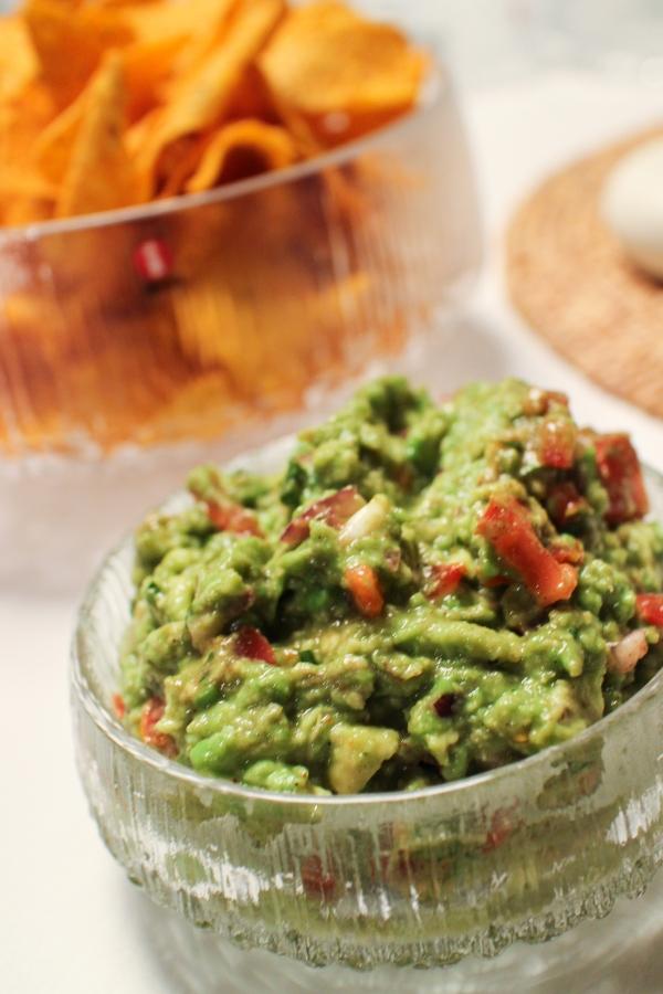 ómótstæðilegt guacamole