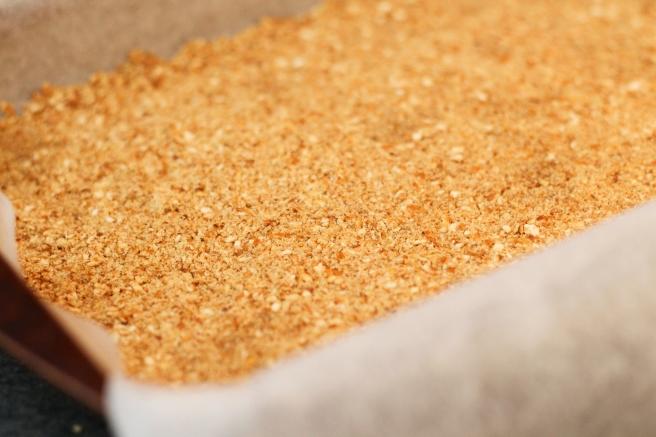 Karamellubrúnkur með saltstöngum